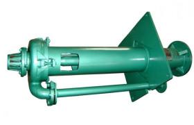 SP(R)液下渣浆泵示意图