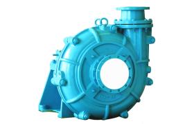 ZJ型渣浆泵外形示意图