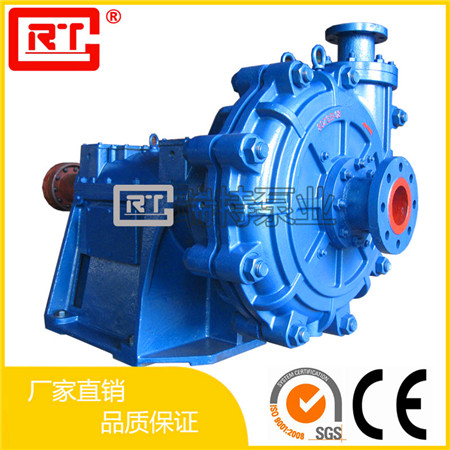 65ZGB渣浆泵示意图
